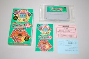 PARLOR Mini 2 Japan Nintendo Super Famicom sfc game