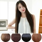 New Sexy Women Lady Fashion Long Straight Full Hair Cosplay Party Wig Wigs UK