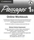Passages Level 1 Online Workbook B Activation Code Card 9781107446991 Richards