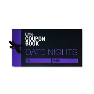 Date Night Love Coupons For Him Her Christmas Stocking Filler Fun