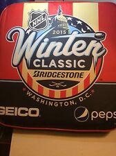 SGA 2015 NHL Winter Classic Seat Cushion Washington Capitals Chicago Blackhawks