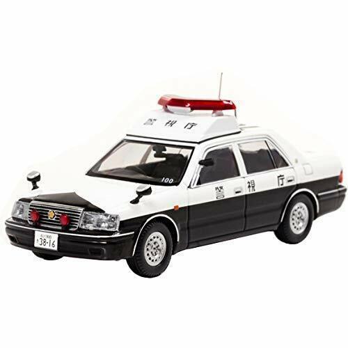 RAI'S 1 43 Toyota Crown GS151Z 2000 Japon voiture de police HL430002 avec suivi NEUF