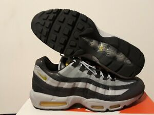 prix le plus bas e0c10 8016e Details about NIKE MEN'S AIR MAX 95 SE REFLECTIVE NOIR /AMARILLO/ GREY  BQ6523 001SIZE: 12