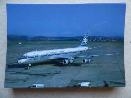 DC 8   KLM   PH-DCU
