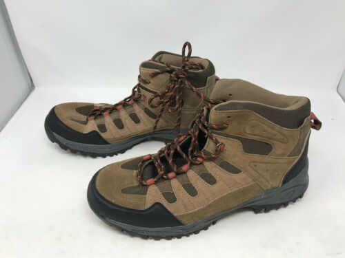 Mens Rugged Exposure Brown Boots 22R 9824