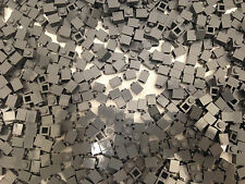 Lego 3005 - GREY 1x1 Brick - 50 Pieces Per Order / Brand NEW