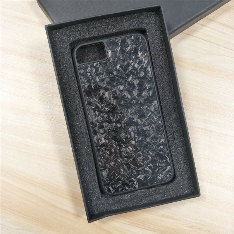 Carbon Fiber forged Iphone cover 7/7P/8/8P