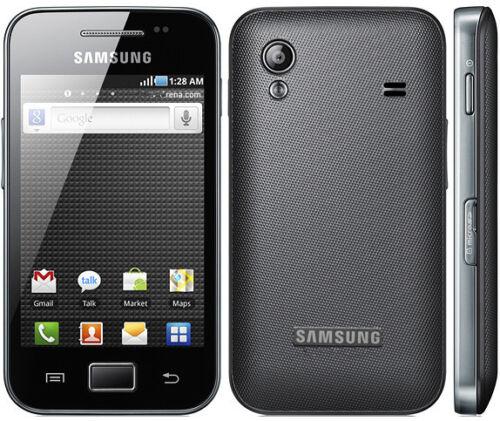 "1 of 1 - Original Unlocked Samsung Galaxy Ace S5830 GSM 5MP wifi 3.5"" Smartphone Black"