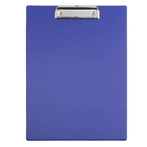 Maul Klemmbrett Schreibplatte DIN A4 Folienüberzug Schreibbrett Schreibunterlage