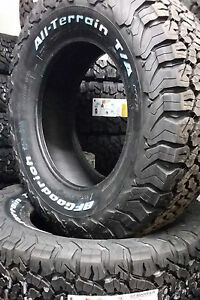 Details about 4 x 265 75 16 119R BF GOODRICH ALL TERRAIN T/A AT KO2 FREE  DELIVERY !