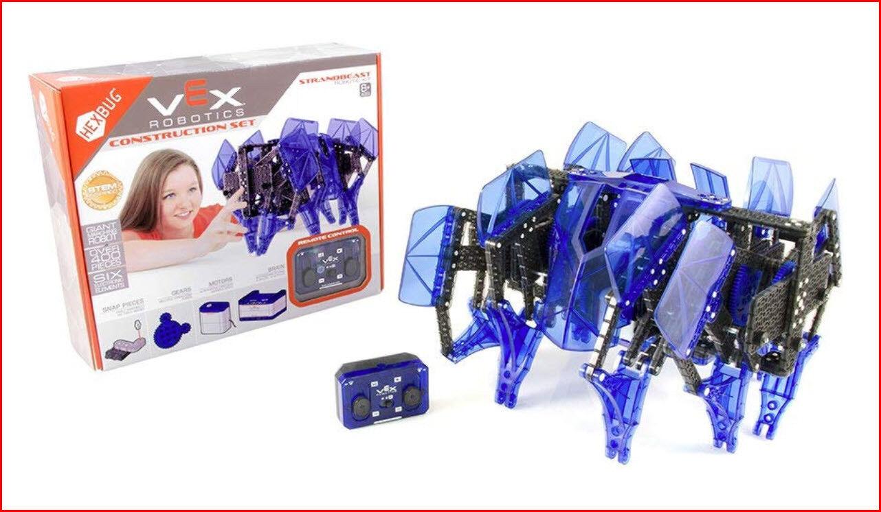 Wenn hexbug robotik strandbeast bau - set - interaktive - roboter