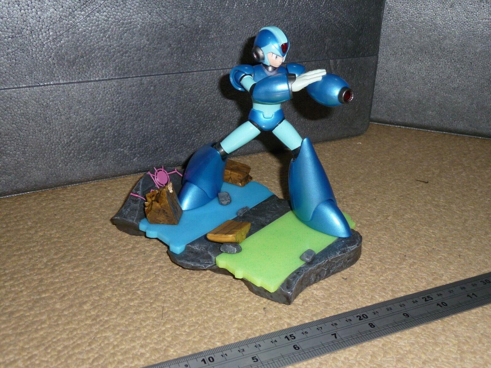 MEGA uomo COLLECTOR'S Statua cifra Diorama Nuovo di Zecca   Marvel vs Capcom infinita  più sconto