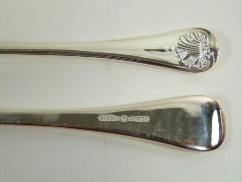 """MAPPIN /& WEBB Cutlery Serving Spoon // Spoons LAMERIE Pattern 8 1//2/"""""""