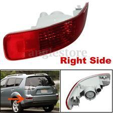 Right Rear Tail Fog Light Bumper Side Marker Reflector For Mitsubish Outlander
