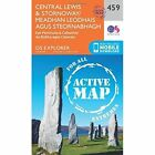 Central Lewis and Stornaway/Meadhan Leodhais Agus Steornabhagh by Ordnance Survey (Sheet map, folded, 2015)