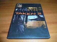 Taken 2 (DVD, Widescreen 2013) Liam Neeson, Alain Figlarz, Famke Janssen Used