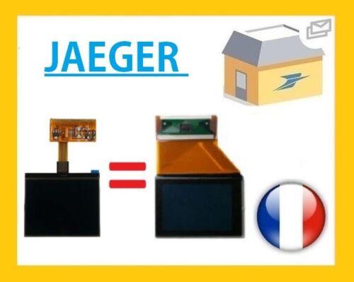 A6 TT ECRAN JAEGER REF2 ECRAN LCD DE COMPTEUR ODB AUDI A3 A4