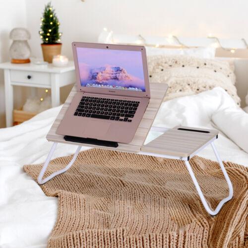 Laptoptisch Betttablett Betttisch Serviertablett Lesehalter faltbar verstellbar
