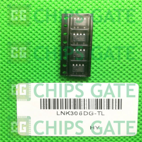 4PCS LNK306DG-TL IC OFFLINE SWIT OCP 8SOP Power