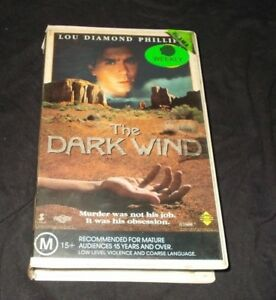 THE-DARK-WIND-VHS-PAL-PREMIERE-LOU-DIAMOND-PHILLIPS