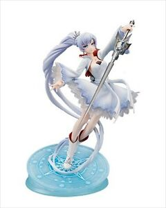 Medicos-RWBY-Weiss-Schnee-1-8-Scale-240mm-Painted-Complete-Figure-Japan-NEW