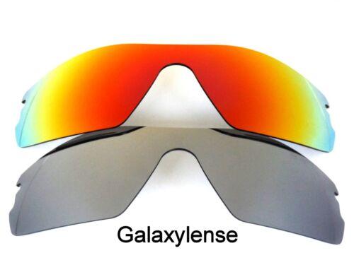 De Pares Polarizados Y Radar Path Oakley Repuesto Para Galaxy Lentes 2 Rojo  Gris 7Fqx5 e6b8a7365e