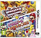Puzzle and Dragons Z Super Marios Bro Edition Nintendo 3ds