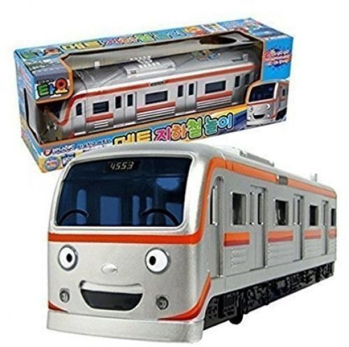 TAYO the the the Little Bus - Met the Subway Train cbc094