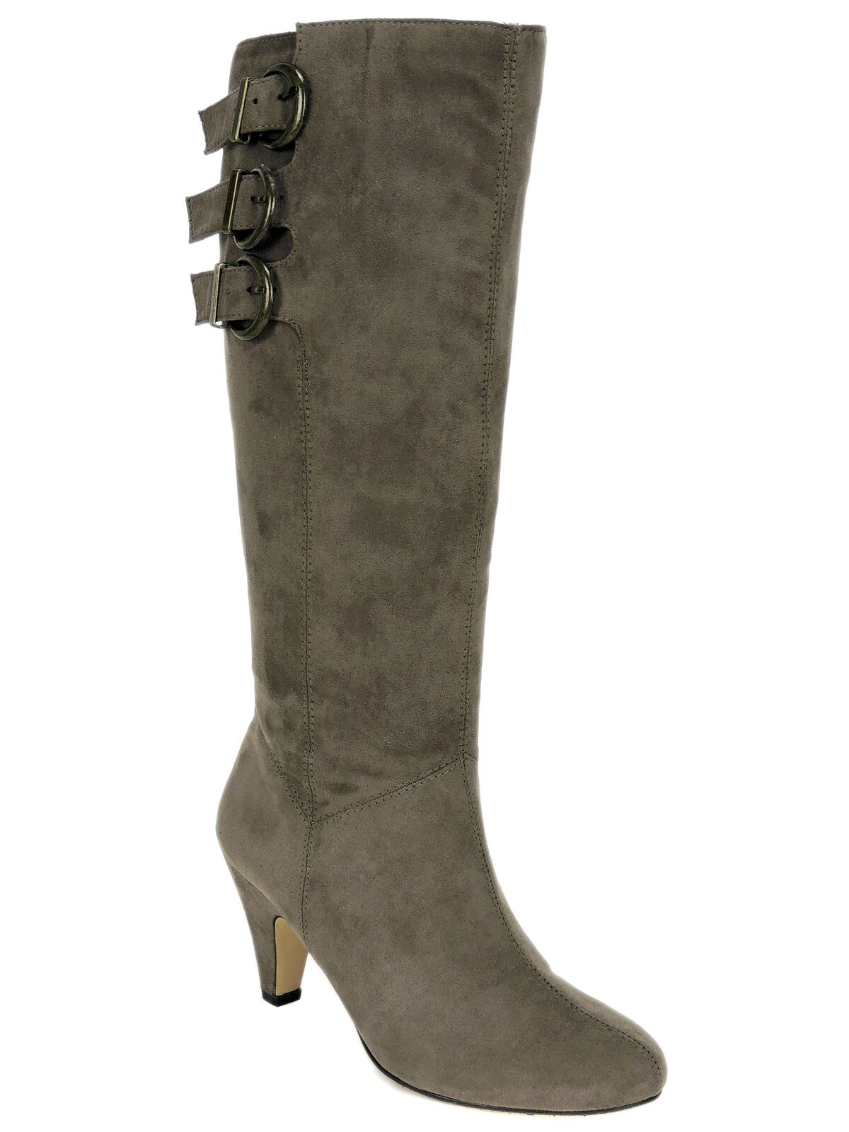 Bella Vita Women's Transit II Boots Taupe Faux Suede Size 7 M