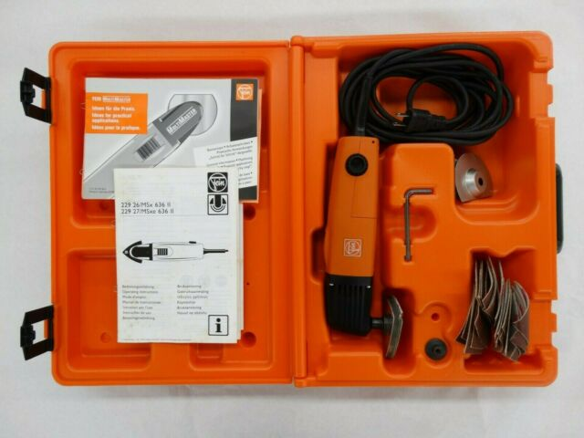 MS17; 66 Pc Sanding Kit Oscillating Multi Tool Sand Pad For Fein MultiMaster Saw