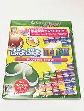 [New] Puyo Puyo Tetris Special Price Edition  - XBOX ONE [Japan Import] +Bonus