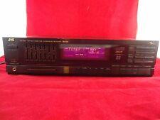 JVC RX-450 FM/AM COMPUTER CONTROLLED SOUND EFFECT EQUALIZER RECEIVER