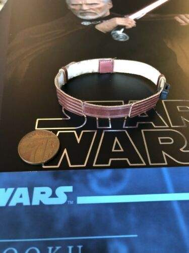 Hot Toys Star Wars AOTC Count Dooku MMS496 Brown Belt loose 1//6th scale