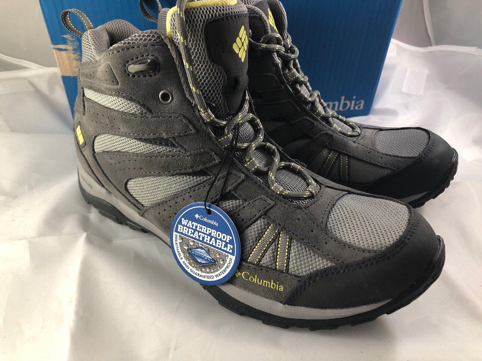 Columbia Women's Dakota Drifter Mid Waterproof Trail shoes - Women Size 10.5