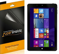 3x Hd Clear Screen Protector For Insignia 8 Inch Windows Tablet (ns-15ms0832)