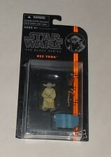 "STAR WARS THE BLACK SERIES ""YODA"" (DAGOBAH TRAINING) #22 WAVE-4 NEW! MOC!"