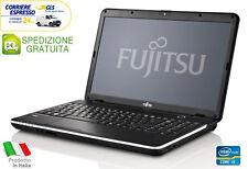 Notebook Fujitsu A512 Intel I3, Ram 4 GB, HDD 500 GB, #TOP RIGENERATO#CLASSE A++