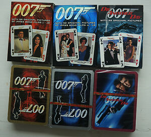 Selection-of-007-Themed-Playing-Cards
