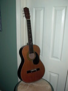 steel reinforced neck acoustic guitar model k105 ebay. Black Bedroom Furniture Sets. Home Design Ideas