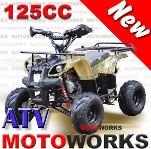 MOTOWORKS-125CC-Farm-ATV-QUAD-Bike-Dirt-Gokart-4-Wheeler-Buggy-cgreen