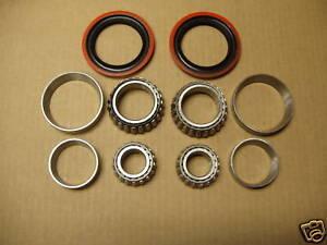 Wheel Hubs & Bearings SEALS Parts & Accessories 60 61 FORD GALAXIE STARLINER RANCHERO SUNLINER FRONT WHEEL  BEARINGS