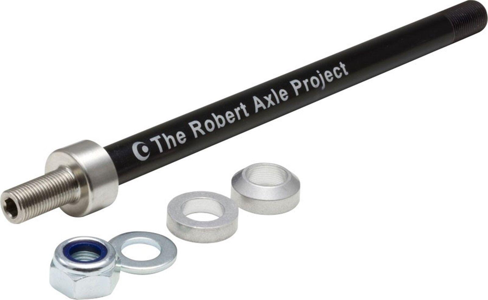 Robert Axle Project Kid Trailer 12mm Thru Thread: Axle Length: 152 or 167mm Thread: Thru 5257c4