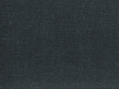 Navy Durable Stain Concealing Tweed Solid Drapery Upholstery Fabric Hvy Wt