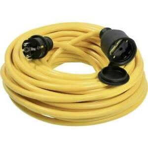 As-schwabe-60342-corrente-prolunga-16-a-giallo-15-m