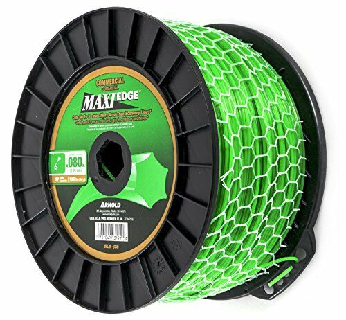 Arnold MaxiEdge WLM-380 Commercial Grade String Trimmer Line .080-Inx 1,152-Feet