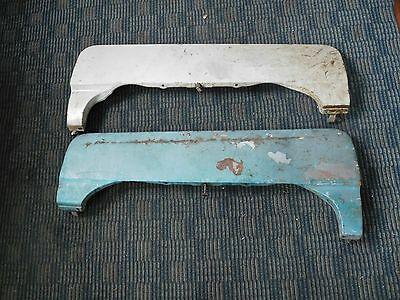 1963 63 1964 64 Cadillac Fender Skirts - Solid - No Rot - 12 Pictures