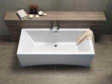 Design Badewanne Intro 170 x 75 + Füße + Ablauf + Siphon sofort lieferbar