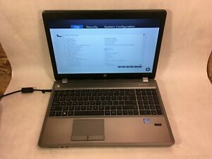 HP-ProBook-4540s-15-6-034-Laptop-Intel-Core-i3-3110M-2-4GHz-BOOTS-READ-RR