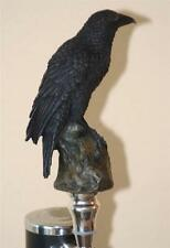 Brand New Never Used Poe figural RAVEN beer tap handle RARE! (new style)