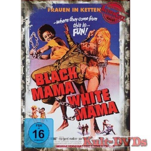 Frauen in Ketten - Uncut (DVD) Pam Grier, Margaret Markov, Sid Haig *Neu+OVP*